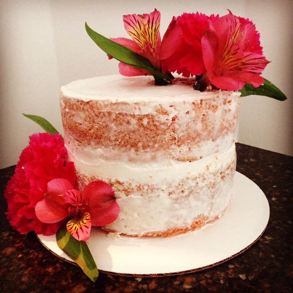 Super Naked Birthday Cake Elizabeth Lowry Cakes Funny Birthday Cards Online Elaedamsfinfo